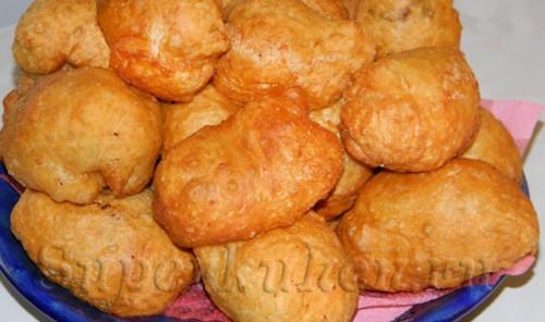Пирожки старогородские по-орски