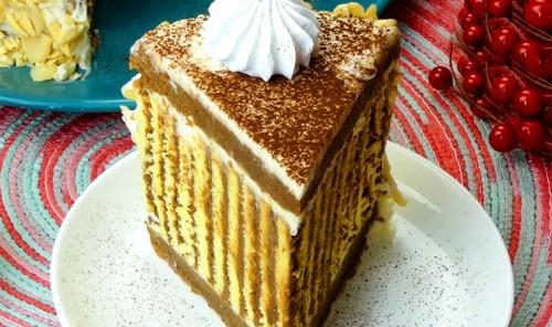 Шоколадный торт «Мелодия»