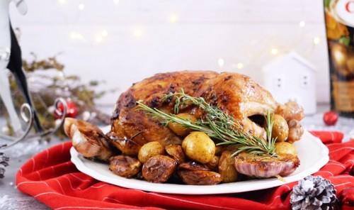 3 блюда для новогоднего стола