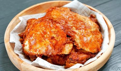 Куриные отбивные с сырной корочкой