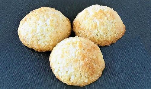 Печенье из кокосовой стружки и сгущенки