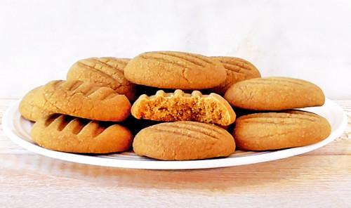 Кофейное печенье