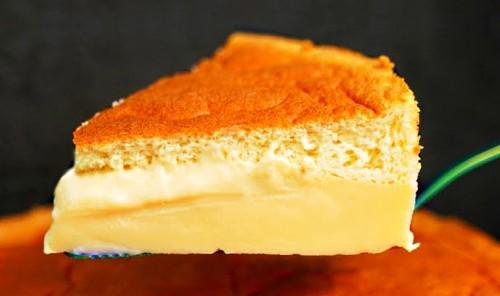 Волшебный пирог с заварным кремом «Magic Cake»