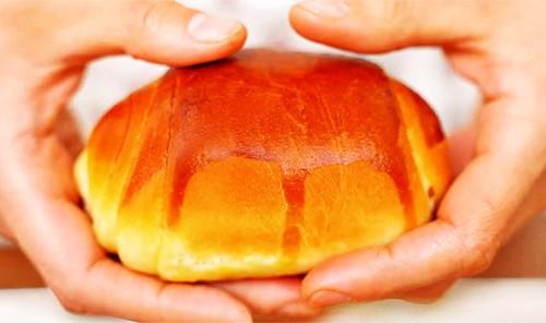 Сдобные ванильные булочки