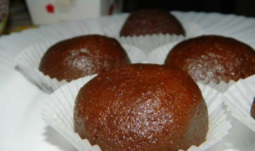 Шоколадное пирожное «Картошка»