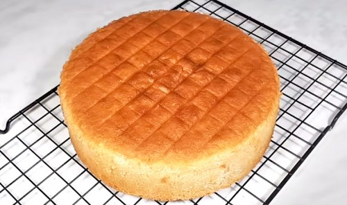 Универсальный бисквит «Женуаз»