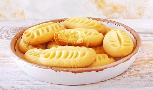 Песочное печенье «Ванильный колосок»