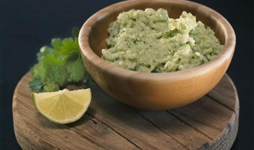 Мексиканский зелёный рис