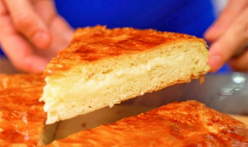 Египетский пирог «Фытыр»