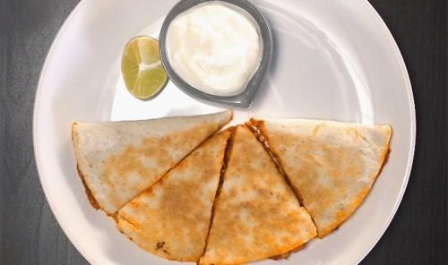 Мексиканская лепёшка «Кесадилья»