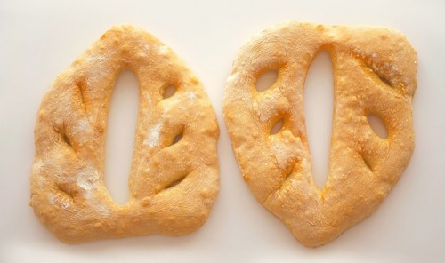 Хлеб из картофельного теста «Фугас»
