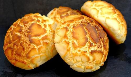 Тигровые булочки с хрустящей корочкой