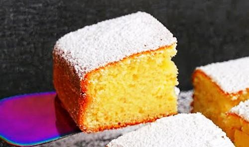 Итальянский лимонный пирог «12 ложек»