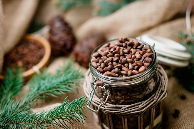 Кедровые орехи - польза, области применения