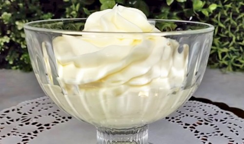 Крем из творожного сыра и маскарпоне