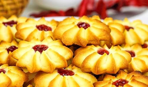Песочное печенье «Курабье Бакинское»