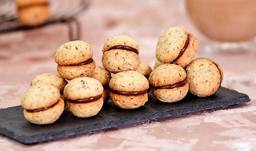 Итальянское печенье «Поцелуи Дамы»