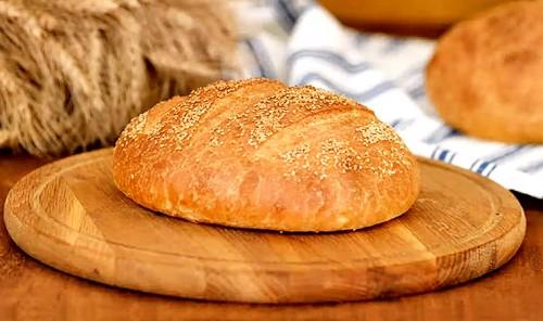 Хлеб из дрожжевого теста