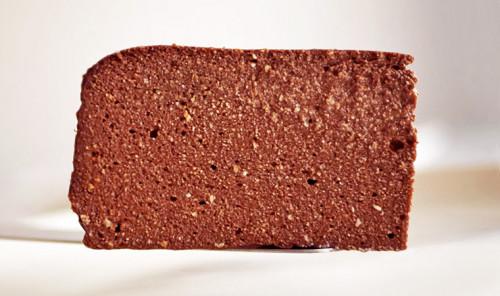 Шоколадная запеканка из творога