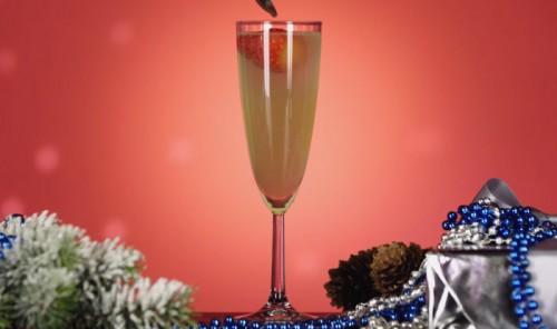 Домашнее безалкогольное шампанское