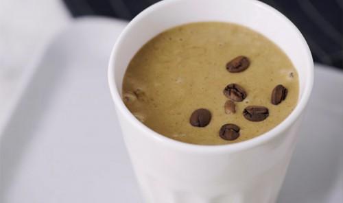 Кофейно-арахисовый смузи