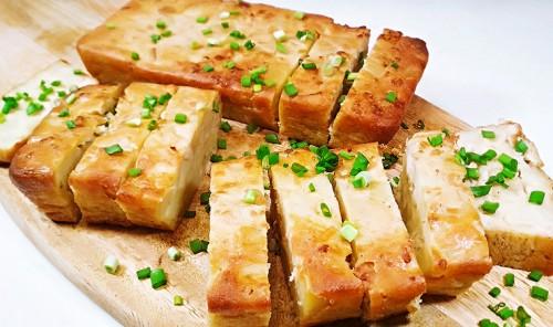 Заливной картофельный пирог с куриной грудкой