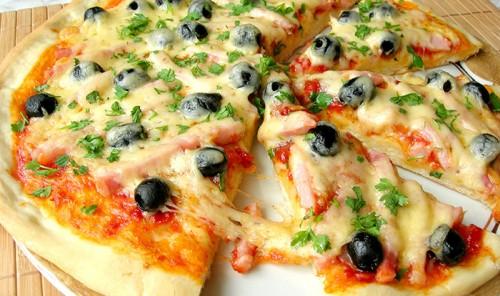 Домашняя пицца «Как я люблю»