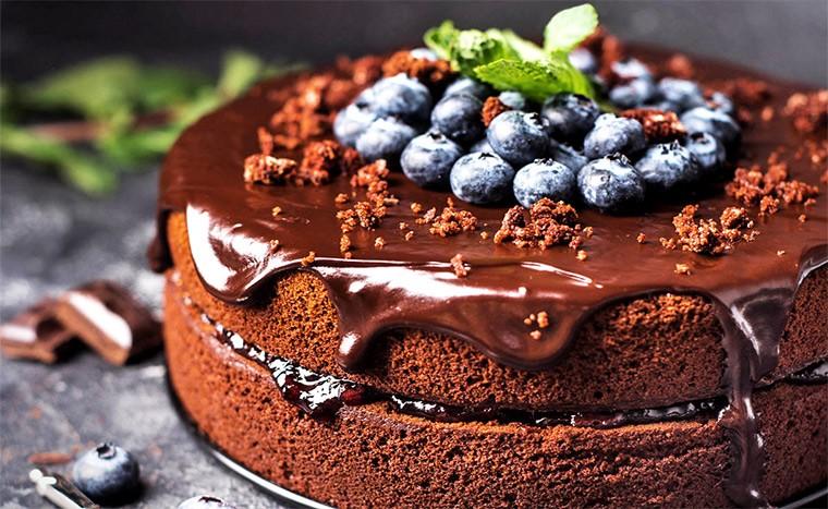 Шоколадный торт - подборка лучших рецептов