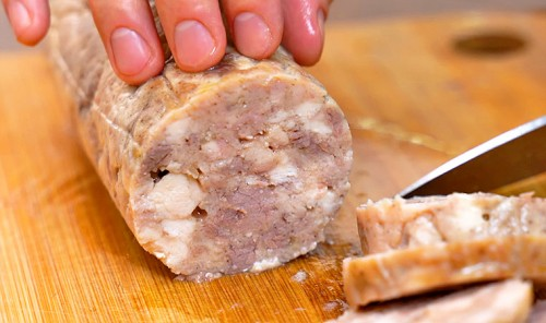 Домашняя колбаса «Ассорти»