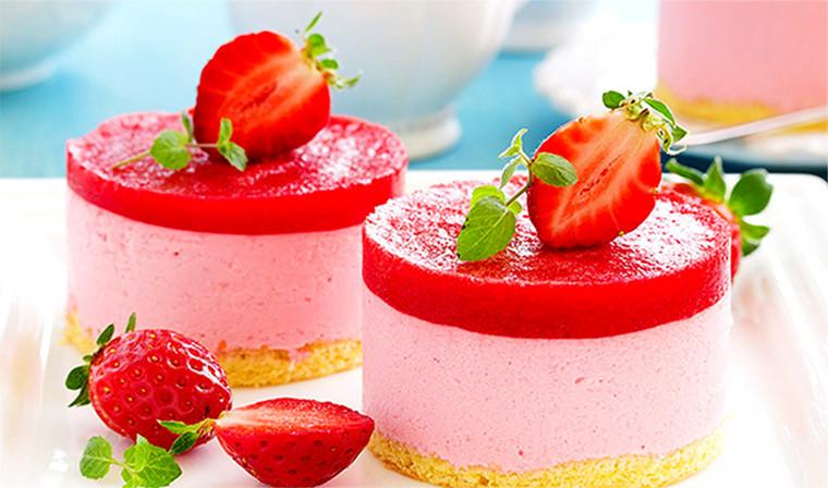 Клубничные десерты - подборка лучших рецептов