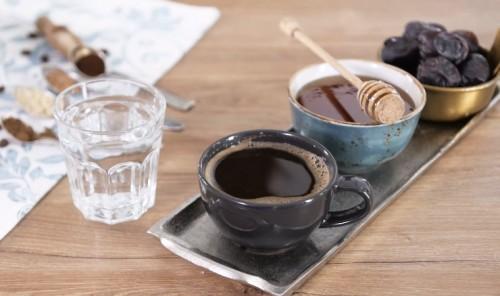 Пряный кофе по-турецки