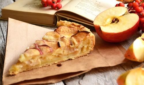 Подборка вкусных блюд из яблок