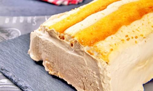 Австрийский десерт «Кардинал»