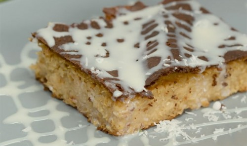 Пирог из кукурузы