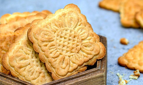 Песочное печенье «Юбилейное»