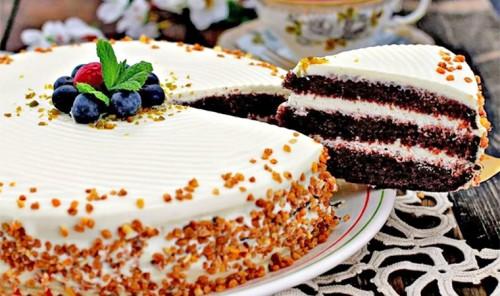 Торт без выпечки - подборка вкусных рецептов