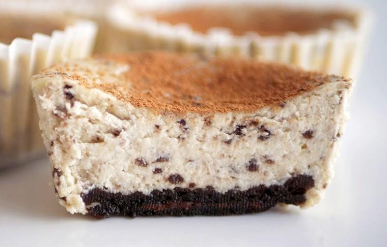 Творожный чизкейк с печеньем Орео
