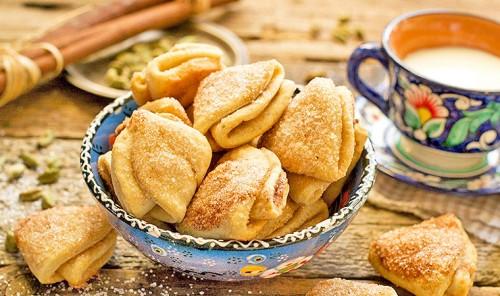 Песочное печенье - подборка вкусных рецептов