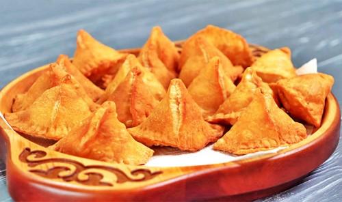 Арабские пирожки с капустой «Самбуса»