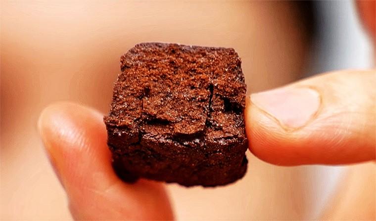 Шоколадные конфеты трюфельные