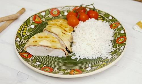 Курица по-гавайски