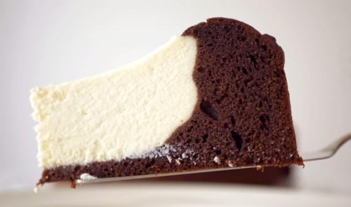 Пирог «Шоколадная ватрушка»
