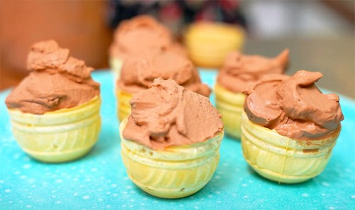Шоколадный десерт из трех ингредиентов