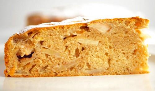 Пирог яблочный «Еврейский»