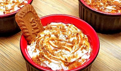 Карамельный десерт