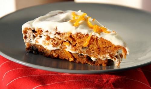 Торт из моркови