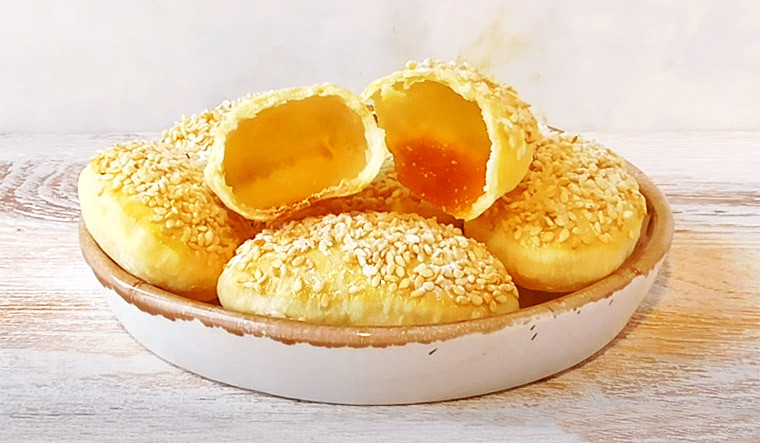 Китайское печенье «Барабан»