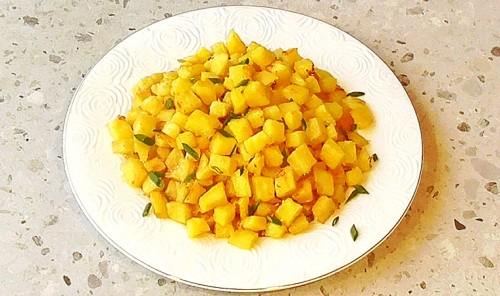 Картофель с сыром в духовке «Паутинка»
