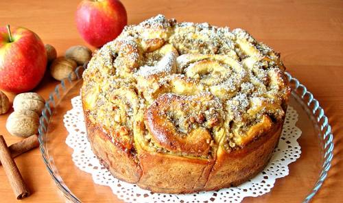 Бесподобный пирог с вкуснейшей начинкой