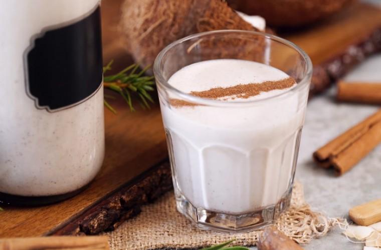 Кокосовый коктейль с ромом